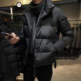 棉衣男士外套韓版羽絨棉服潮流冬裝加厚衣服冬天棉襖