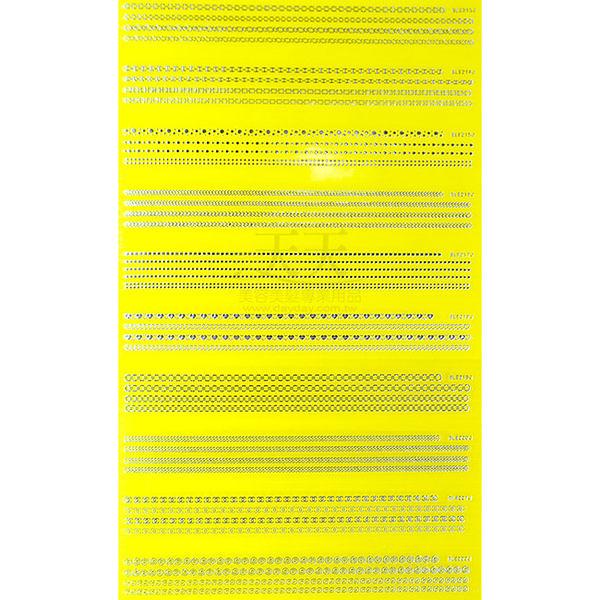 【買一送一】嘉奈兒 指甲轉印貼紙 大張 圖案隨機出貨 [40560] 2016線上美甲展 比世貿更便宜