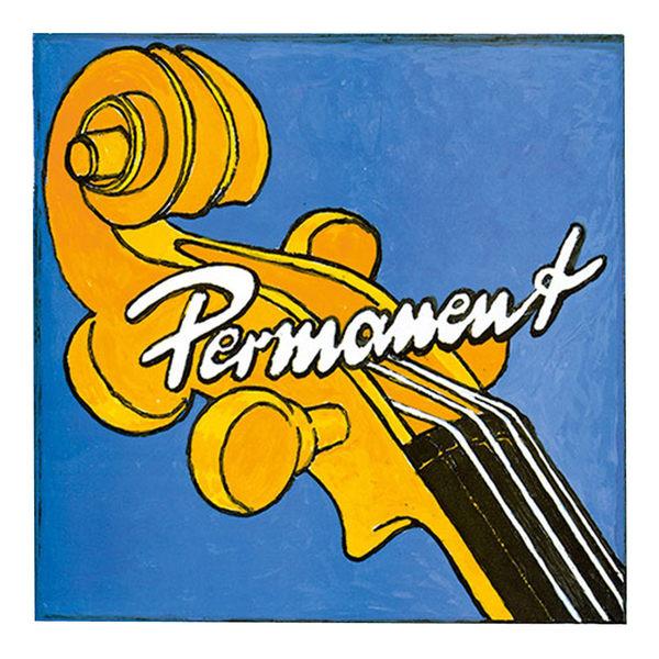 小叮噹的店-德國 Pirastro Permanent 低音大提琴弦 343000/343020