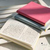 筆記本橫線記事本A5商務本子復古筆記本文具小清新創意日記本厚