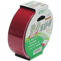 【奇奇文具】北極熊 CLT3615R紅色布紋膠帶36mm×15yds