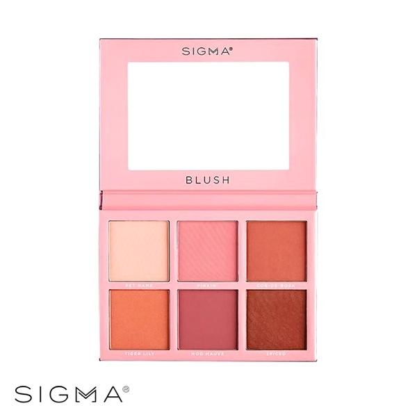 Sigma 6色腮紅盤 27.48g Blush Cheek Palette - WBK SHOP