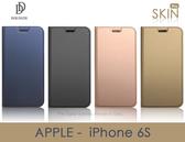 加贈掛繩【正品嚴選】SKIN 隱藏磁扣名片夾層蘋果 iPhone 6 4.7吋 皮套側掀側翻套手機套殼保護套殼
