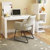 現代簡約電腦椅家用椅子書房桌椅辦公椅學習椅游戲椅電競椅igo   卡菲婭
