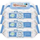 貝恩嬰兒保養柔濕巾EDI80抽*3包-無...