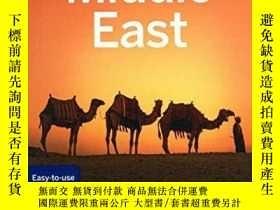二手書博民逛書店Lonely罕見Planet Middle EastY255562 Anthony Ham Lonely Pl