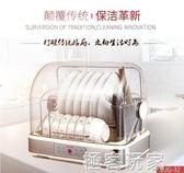 消毒櫃立式家用迷你小型消毒碗櫃廚房烘乾保潔櫃碗筷收納盒 igo 『極客玩家』