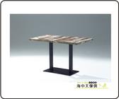 {{ 海中天休閒傢俱廣場 }} F-42 摩登時尚 餐桌椅系列 778-4 防火板長方桌吉他圖案