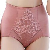 思薇爾-柔塑曲線系列高腰短筒中重機能束褲(薔薇木)