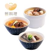 【照料理】媽煮湯-滋補身湯品(蟲草花煲竹笙雞湯x2袋、南瓜牛肉湯x2袋、鮮菇蒜苗鱸魚湯2袋)