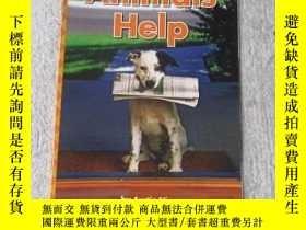 二手書博民逛書店Animals罕見Help(Social Studies)Y21