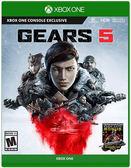 Xbox One 戰爭機器 5 Gears of War 5 亞版 中文版