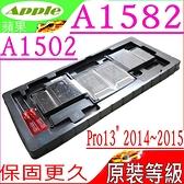 APPLE A1582 電池(原裝等級)-蘋果 A1582,A1502,Macbook Pro 12.1,2014-2015年,MF839,MF840,MF841,MF843