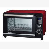 ●福利品●『SAMPO』☆聲寶 30L 微電腦雙溫控烤箱 KZ-PC30F**免運費**