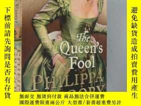 二手書博民逛書店The罕見Queen s Fool【英文原版】Y85718 Ph
