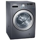 SAMSUNG 三星14公斤滾筒洗衣機 WD14F5K5ASG/TW-靛藍黑