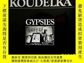 二手書博民逛書店【罕見】1975年 Gypsies: PhotographsY2