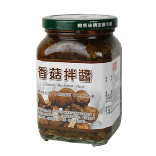 香菇拌醬380g【愛買】