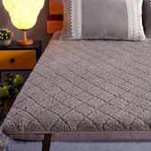 新年鉅惠床墊子1.8m床加厚保暖榻榻米保護墊1.35x2.0米軟墊家用超柔軟褥子 小巨蛋之家
