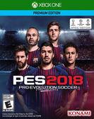 X1 Pro Evolution Soccer 2018 世界足球競賽 2018(美版代購)