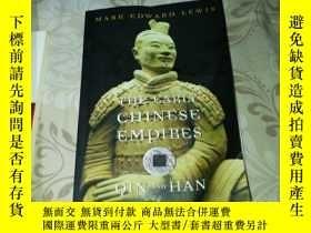 二手書博民逛書店THE罕見EARLY CHINESE EMPIRES QIN AND HAN(中國早期帝國秦、漢)Y18501