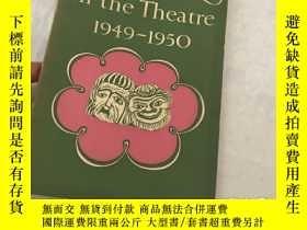 二手書博民逛書店The罕見Year s Work in the Theatre