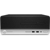 【綠蔭-免運】HP 400G6 SFF I3-9100 桌上型 商用電腦