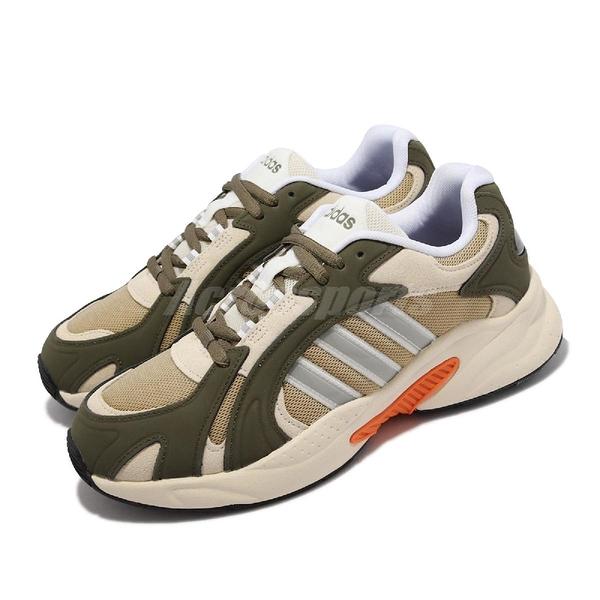 adidas 休閒鞋 Crazy Chaos Shadow 2 卡其 綠 男鞋 愛迪達 復古慢跑鞋 【ACS】 GY5923