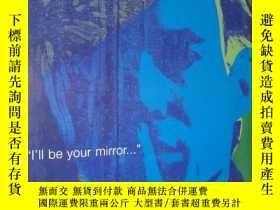 """二手書博民逛書店""""I`ll罕見be your mirror...""""(CHRIST"""