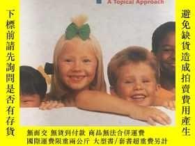 二手書博民逛書店Child罕見Development, A Topical Ap