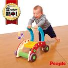 People 折疊式簡易學步車