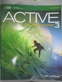 【書寶二手書T1/語言學習_YJV】ACTIVE Skills for Reading 3_Neil J. Anderson