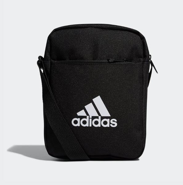 Adidas Organizer 黑色斜背包-NO.ED6877