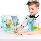 貓太子電子坐姿矯正器兒童視力保護器防學生姿勢糾正儀寫字架 免運直出交換禮物
