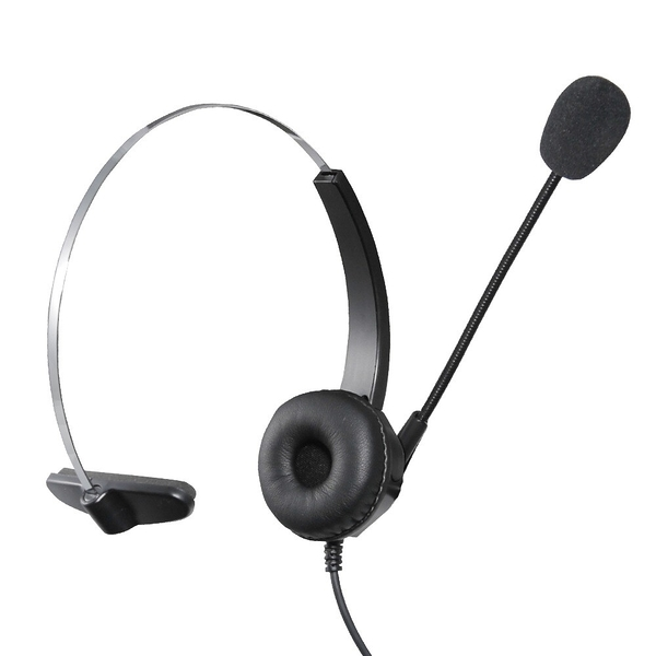 國洋TENTEL K362 電話耳機麥克風 調音靜音鍵單耳 推薦政府公務機關 客服中心 衛生局 總機採購