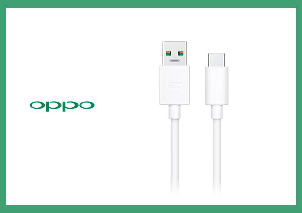 OPPO原廠 全系列 通用充電器5V/2A + Type-C傳輸線DL129 (密封袋裝)