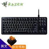 【Razer 雷蛇】BlackWidow Lite 黑寡婦蜘蛛輕裝版 電競鍵盤 (英文版)