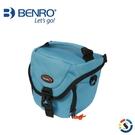 BENRO百諾 Gamma系列單肩攝影背包 mini z10 (灰/咖啡/藍)