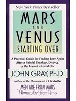 二手書博民逛書店 《Mars & Venus Starting Over》 R2Y ISBN:0061098388│JohnGray