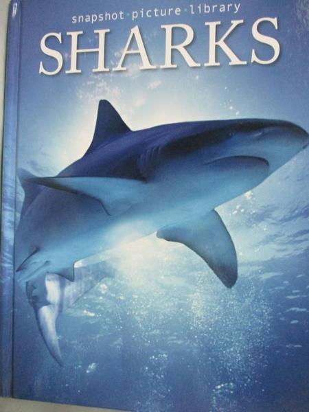 【書寶二手書T5/動植物_ZIC】Sharks_Staff of Fog City Press
