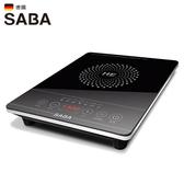SABA 觸控不挑鍋電陶爐SA-HS01F【愛買】