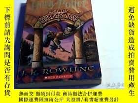 二手書博民逛書店1罕見Harry Potter and The Sorcerer