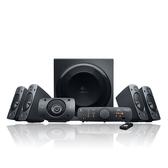 Logitech 羅技 Z906 5.1聲道環繞 六件式 音響 喇叭