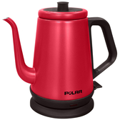 POLAR普樂0.8L經典電茶壺(紅) PL-1727