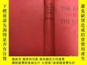 二手書博民逛書店The罕見Earth Is the Lord s: A Tale
