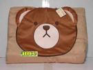 可愛湯姆熊兩用涼被抱枕~台灣製造~懶懶熊~拉拉熊~《刷卡分期+免運費》
