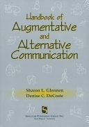 二手書博民逛書店《The Handbook of Augmentative and Alternative Communication》 R2Y ISBN:1565936841