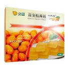 黃金桔蒟蒻(小盒) 500g /10條入 /盒