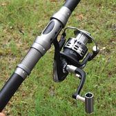 釣竿 套裝組合全套釣魚竿碳素海桿拋竿海釣竿甩竿魚桿遠投竿 igo 非凡小鋪