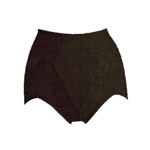 【華歌爾】高裾提臀短束褲(64-82號/優雅黑)
